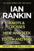 Cover-Bild zu Rebus: The Early Years (eBook) von Rankin, Ian