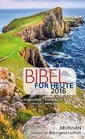 Cover-Bild zu Bibel für heute 2016