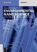 Cover-Bild zu Obare, Sherine (Hrsg.): Environmental Nanoscience (eBook)