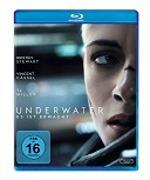Cover-Bild zu William Eubank (Reg.): Underwater - Es ist erwacht