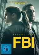 Cover-Bild zu Missy Peregrym (Schausp.): FBI - Staffel 2