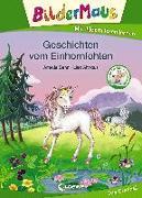 Cover-Bild zu Benn, Amelie: Bildermaus - Geschichten vom Einhornfohlen