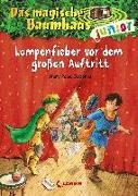 Cover-Bild zu Pope Osborne, Mary: Das magische Baumhaus junior 23 - Lampenfieber vor dem großen Auftritt