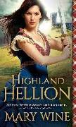 Cover-Bild zu Wine, Mary: Highland Hellion (eBook)