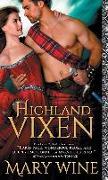Cover-Bild zu Wine, Mary: Highland Vixen (eBook)