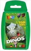 Cover-Bild zu Top Trumps - Dinosaurier