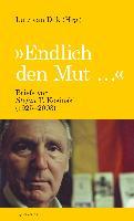 """Cover-Bild zu Dijk, Lutz van: """"Endlich den Mut ..."""""""