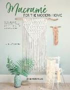 Cover-Bild zu Strambio, Isabella: Macrame for the Modern Home