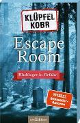 Cover-Bild zu Klüpfel Kobr: Kluftinger in Gefahr. Ein Escape-Room-Spiel mit Kommissar Kluftinger