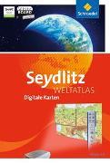 Cover-Bild zu Seydlitz Weltatlas / Seydlitz Weltatlas - Zusatzmaterialien