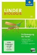 Cover-Bild zu LINDER Biologie SI / Fortbewegung bei Tieren