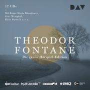 Cover-Bild zu Fontane, Theodor: Die große Hörspiel-Edition
