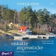 Cover-Bild zu Sten, Viveca: Eiskalte Augenblicke