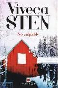 Cover-Bild zu Sten, Viveca: No culpable