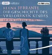 Cover-Bild zu Die Geschichte des verlorenen Kindes von Ferrante, Elena