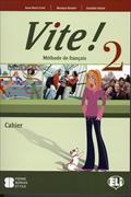 Cover-Bild zu Crimi, Anna Maria: Vite ! 2. Cahier