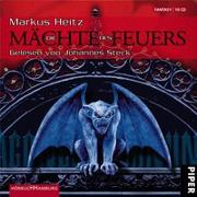 Cover-Bild zu Heitz, Markus: Die Mächte des Feuers (Die Drachen-Reihe 1)