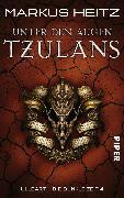 Cover-Bild zu Heitz, Markus: Unter den Augen Tzulans