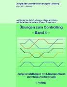 Cover-Bild zu Littkemann, Jörn: Übungen zum Controlling - Band 4
