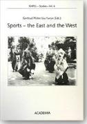 Cover-Bild zu Pfister, Gertrud (Hrsg.): East meets West