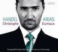 Cover-Bild zu Christophe Dumaux, Georg Friedrich Händel: Opernarien von Händel, Georg Friedrich (Komponist)
