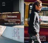 Cover-Bild zu Tod und Verklärung Op. 24 von Strauss, Richard (Komponist)