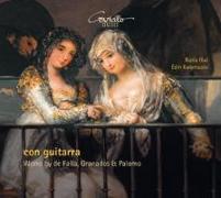 Cover-Bild zu Con Guitarra von Rial, Núria