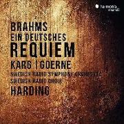 Cover-Bild zu Ein Deutsches Requiem op.45 von Brahms, Johannes (Komponist)
