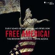 Cover-Bild zu Boston Camerata - Free America von Azema, Anne (Dir.)