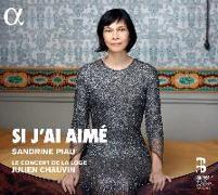 Cover-Bild zu Si j´ai aimé - Lieder von Saint-Saens, Camille (Komponist)