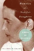 Cover-Bild zu de Beauvoir, Simone: Memoirs of a Dutiful Daughter