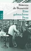 Cover-Bild zu Beauvoir, Simone de: Eine gebrochene Frau