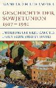 Cover-Bild zu Hildermeier, Manfred: Geschichte der Sowjetunion 1917-1991