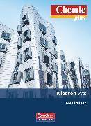 Cover-Bild zu Arndt, Barbara: Chemie plus - Neue Ausgabe, Brandenburg (alle Schulformen), 7./8. Schuljahr, Schülerbuch
