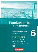 Cover-Bild zu Krüger, Sabine: Fundamente der Mathematik, Baden-Württemberg, 6. Schuljahr, Serviceband, Mit editierbaren Dokumenten auf CD-ROM