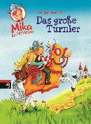Cover-Bild zu Bertram, Rüdiger: Mika der Wikinger - Das große Turnier (eBook)