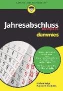 Cover-Bild zu Griga, Michael: Jahresabschluss kompakt für Dummies