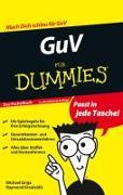 Cover-Bild zu Griga, Michael: GuV für Dummies Das Pocketbuch