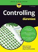 Cover-Bild zu Griga, Michael: Controlling für Dummies