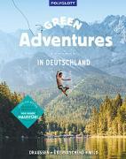 Cover-Bild zu Green Adventures in Deutschland