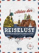 Cover-Bild zu Atlas der Reiselust