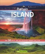 Cover-Bild zu Highlights Island von Krüger, Olaf