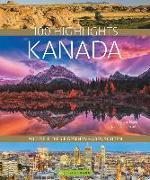Cover-Bild zu 100 Highlights Kanada von Heeb, Christian