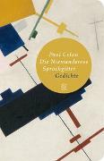 Cover-Bild zu Celan, Paul: Die Niemandsrose / Sprachgitter