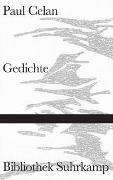 Cover-Bild zu Celan, Paul: Gedichte