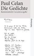 Cover-Bild zu Celan, Paul: Die Gedichte