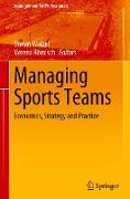 Cover-Bild zu Römisch, Verena (Hrsg.): Managing Sports Teams