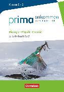 Cover-Bild zu Bürger, Verena: Prima ankommen, Im Fachunterricht, Biologie, Physik, Chemie: Klasse 5/6, Arbeitsbuch DaZ mit Lösungen