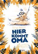 Cover-Bild zu Boonen, Stefan: Hier kommt Oma