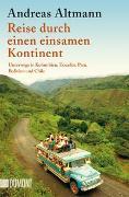 Cover-Bild zu Altmann, Andreas: Reise durch einen einsamen Kontinent